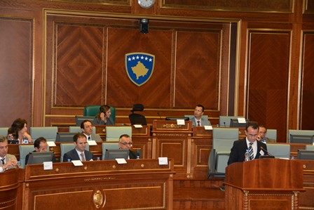 """It was held the first day of Kosovo Summit for International law and Human rights 2015"""""""