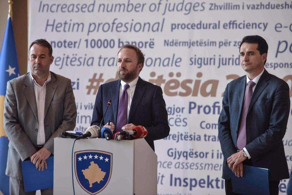 Kryesuesi Çoçaj: Deri në qershor do të funksionalizohet Departamenti Special