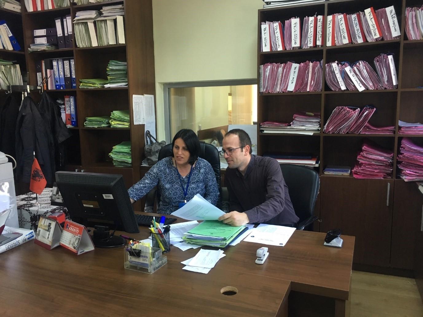 Fillon implementimi i SMIL për lëmine civile në Gjykatën Themelore Prizren – Dega Suharekë
