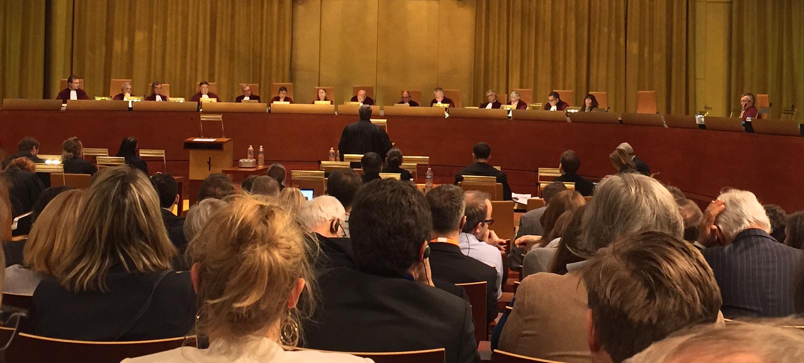 """Kryesuesi i KGjK, Skënder Çoçaj, ka marrë pjesë në Konferencën  përfundimtare të  Projektit """"Sundimi i ligjit në Evropë, kërkesat dhe sfidat për gjyqësorin evropian"""""""