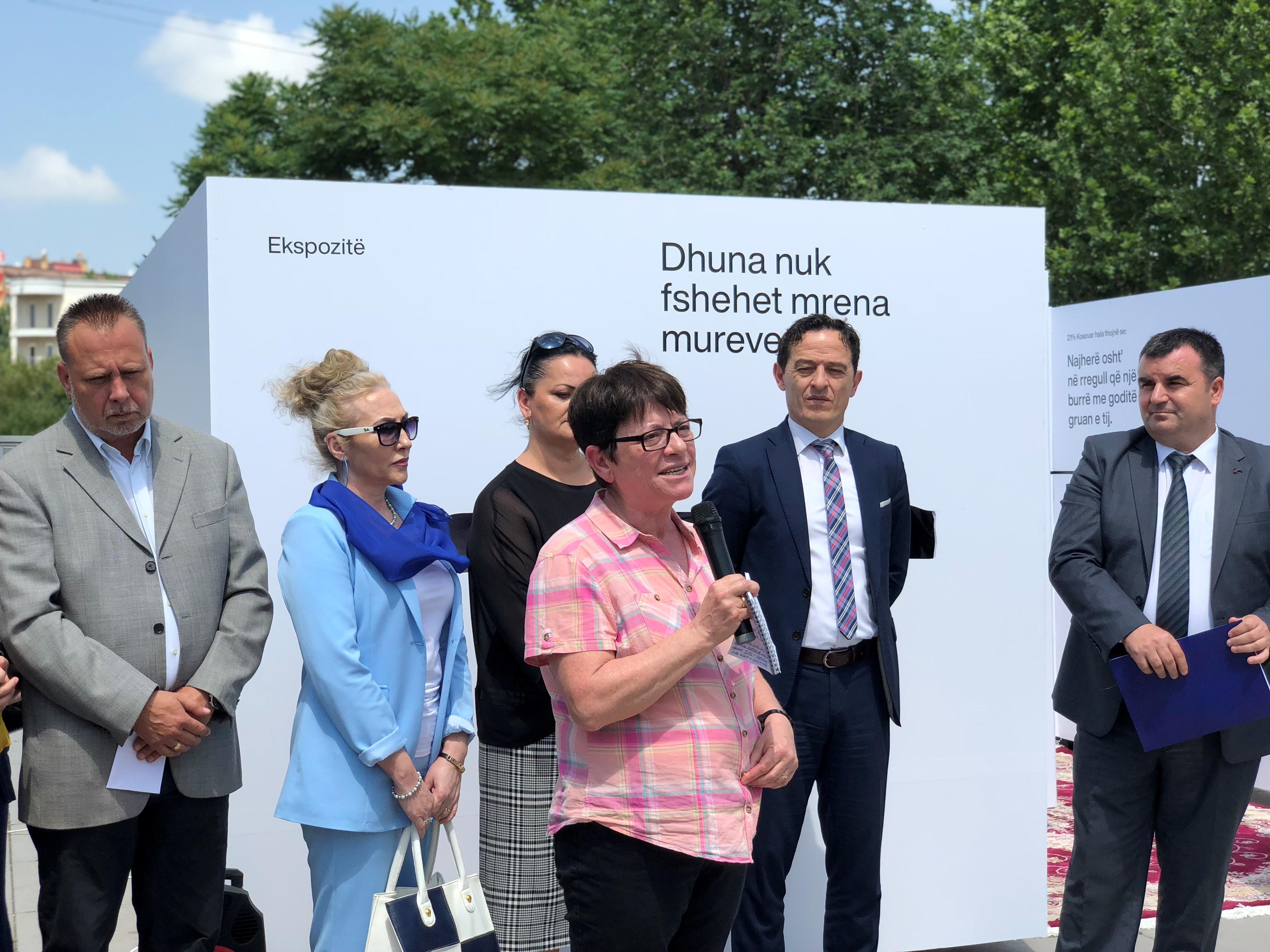 Këshilli Gjyqësor i Kosovës dhe Gjykatat, mbështesin ekspozitën