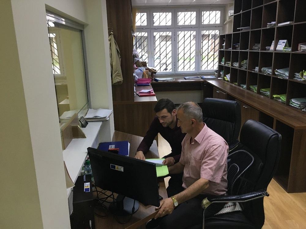 Fillon implementimi i Projektit SMIL për lëmine civile në Gjykatën Themelore Prizren – Dega Dragash