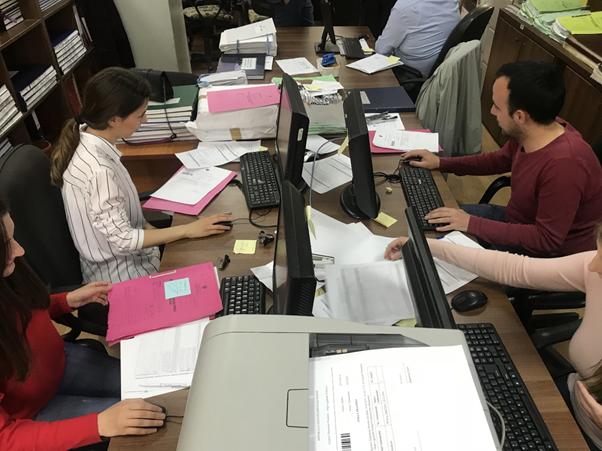 Përfundon me sukses regjistrimi i lëndëve të vjetra për lëmine penale në Gjykatën Themelore Prishtinë – Dega Podujevë