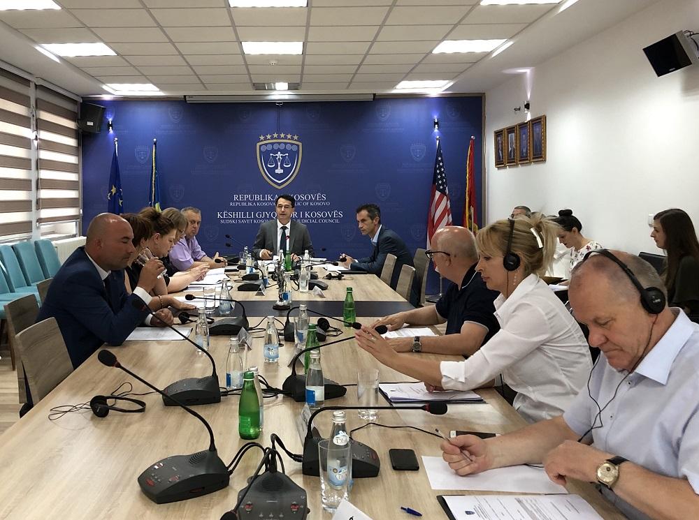 KGjK-ja,emëroi Gjyqtarët në Departamentin Special në kuadër të Gjykatës Themelore në Prishtinë dhe Gjykatës së Apelit