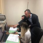 Registration of the civil case backlogs in the CMIS completed successfully in the Basic Court of Gjakova