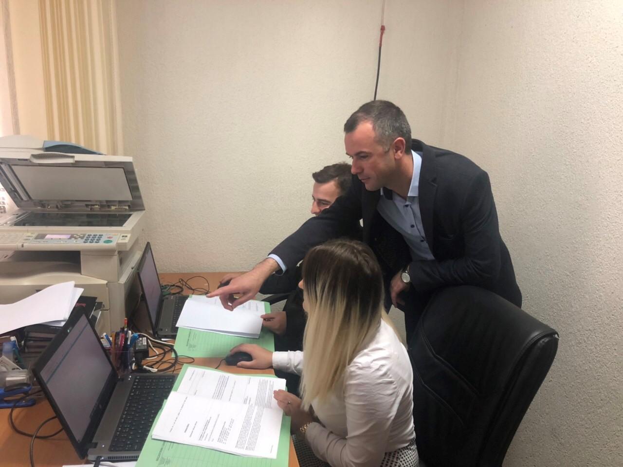Përmbyllet me sukses regjistrimi i lëndëve të vjetra civile në SMIL në Gjykatën Themelore në Gjakovë