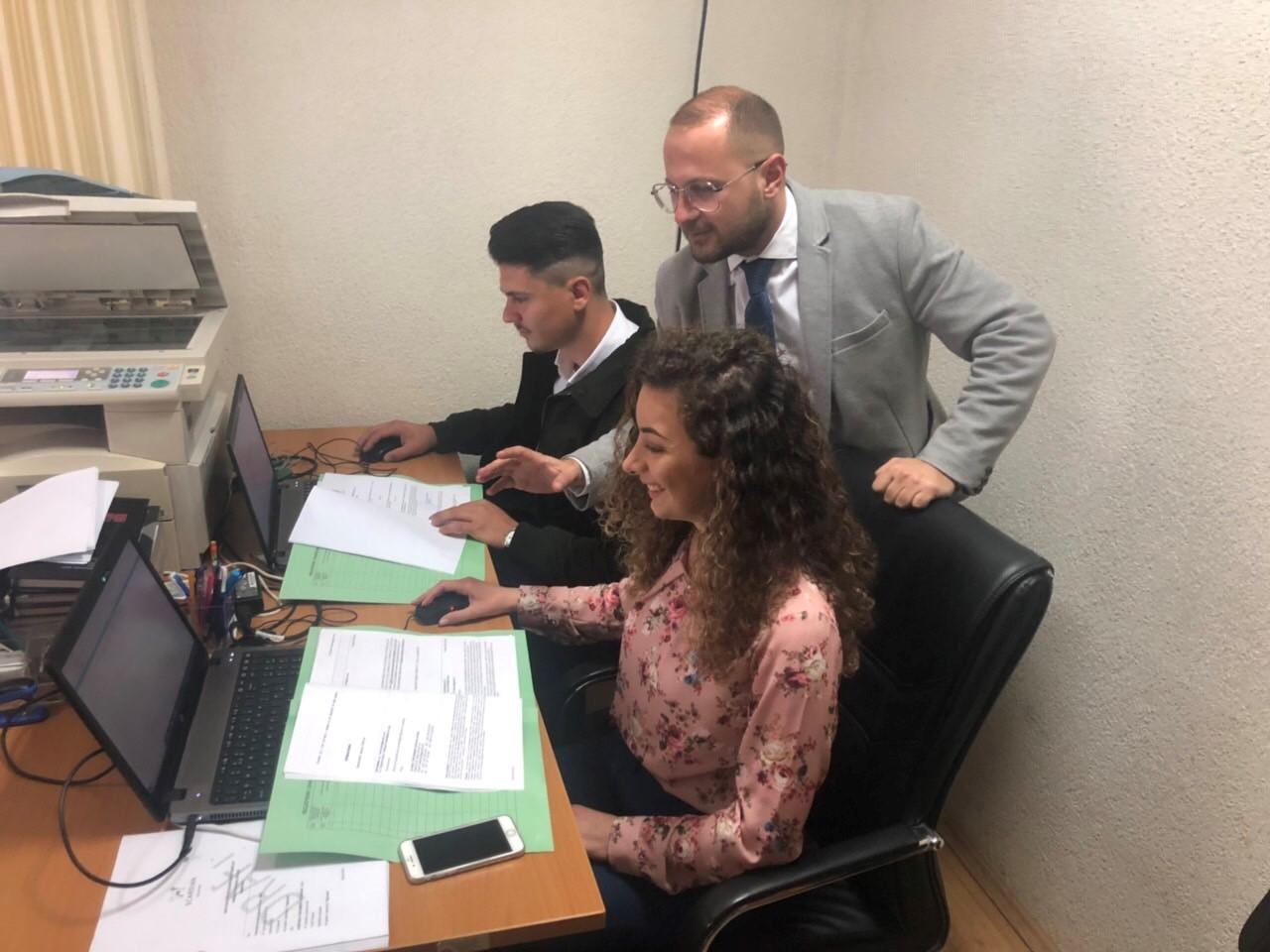 Filloj implementimi i Projektit SMIL në Gjykatën Themelore Mitrovicë – Dega Skenderaj