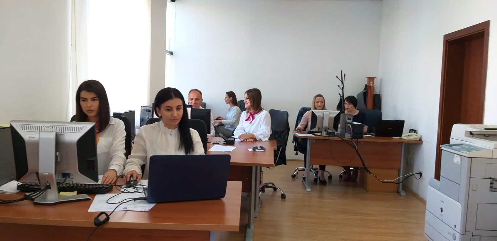 Basic Court of Prishtina – Drenas Branch began the implementation of the CMIS for civil cases