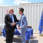Këshilli Gjyqësor i  Kosovës  pranon pajisje të TI-së nga EULEX-i