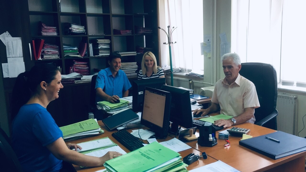 Basic Court of Gjilan – Vitia Branch completed entirely civil case backlogs registration in the CMIS system