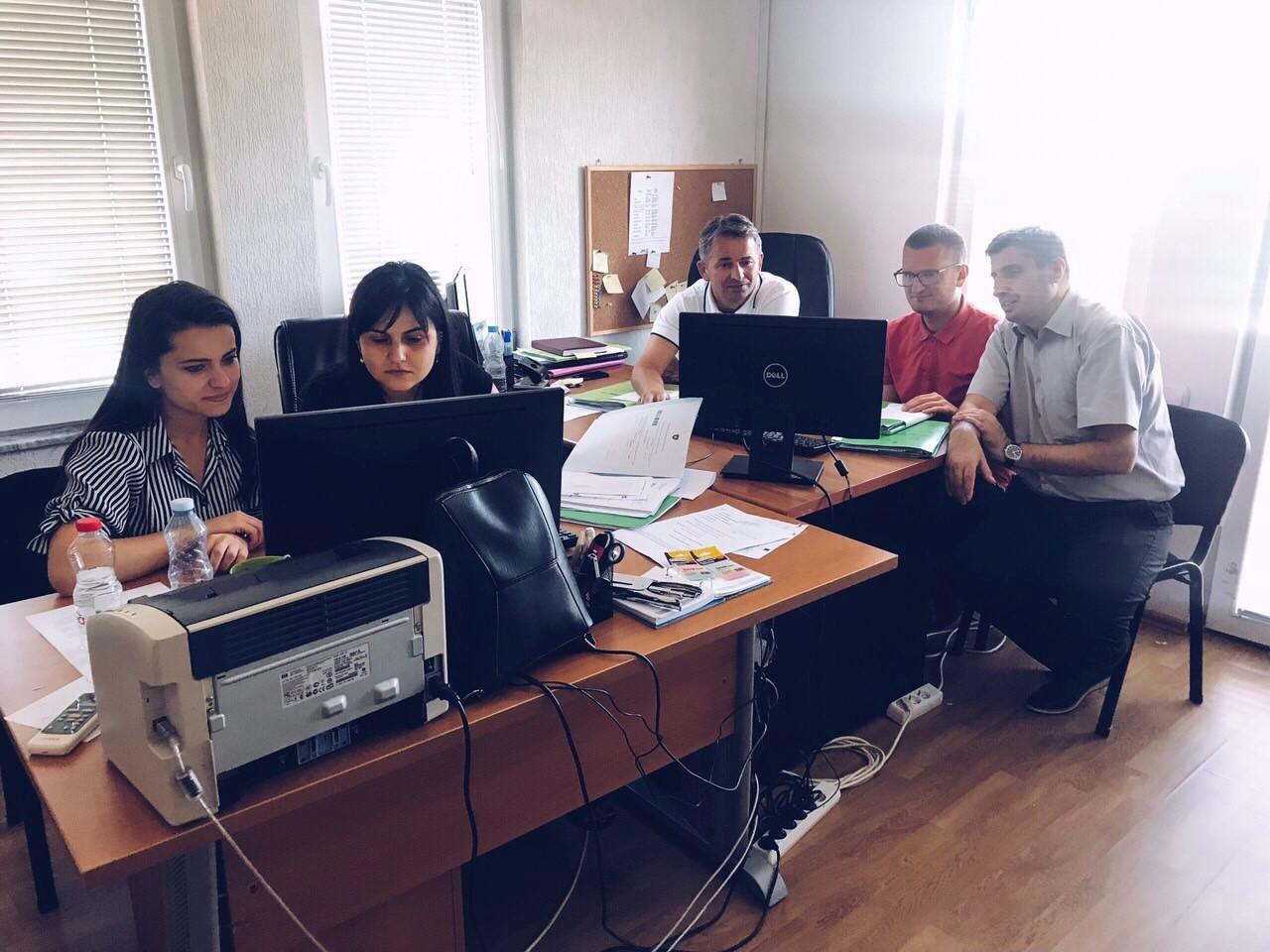 Gjykata Themelore Gjilan – Dega Novobërdë, përfundoj regjistrimin e lëndëve të vjetra civile në sistemin SMIL