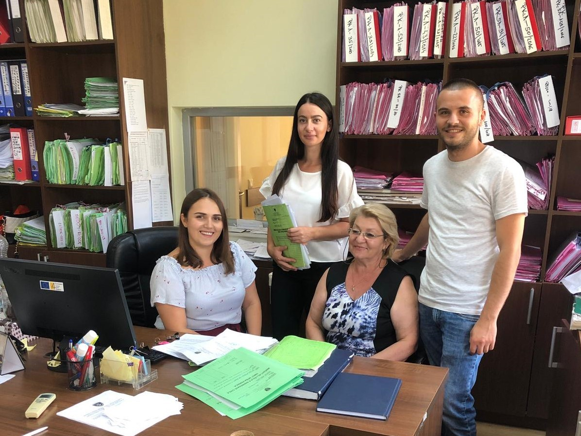 Basic Court of Prizren – Suhareka Branch completed civil case backlogs registration in the CMIS