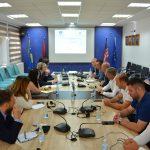 Projekti SMIL priti në takim përfaqësuesit e Projektit EURALIUS nga Shqipëria
