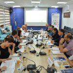 """U mbajt takimi i 8-të i Komitetit Drejtues të Projektit të """"Sistemit Kombëtar Qendror i Evidencës Penale""""  – NCCR."""