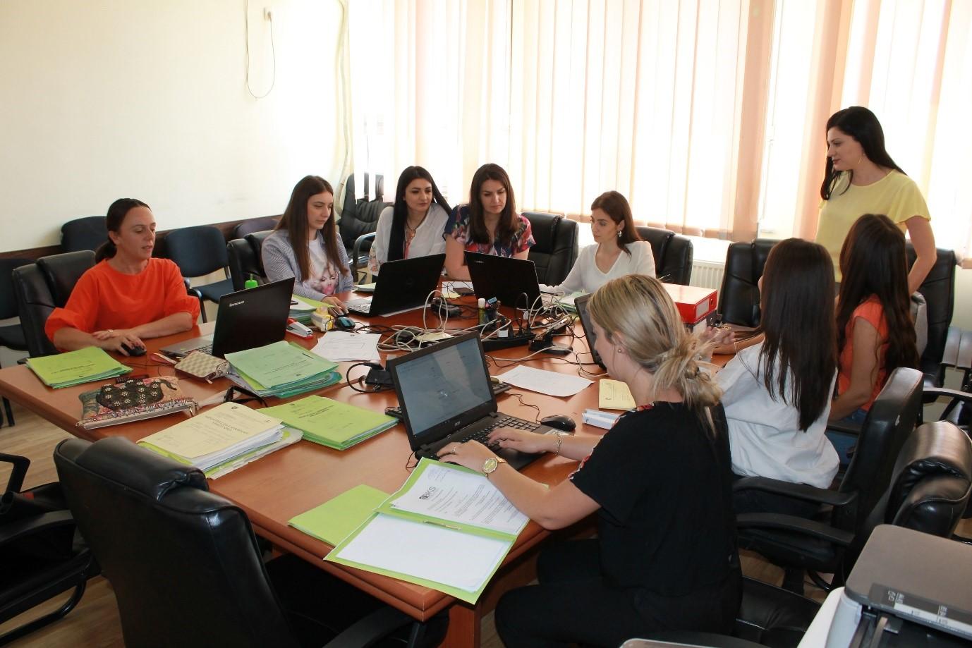 Gjykata Themelore Pejë përfundoj regjistrimin e lëndëve të vjetra civile në sistemin SMIL