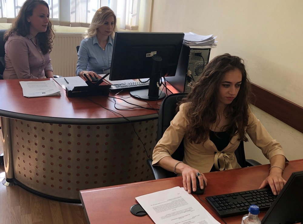 Basic Court of Mitrovica – Skenderaj Branch completed Criminal case backlogs registration in the CMIS system