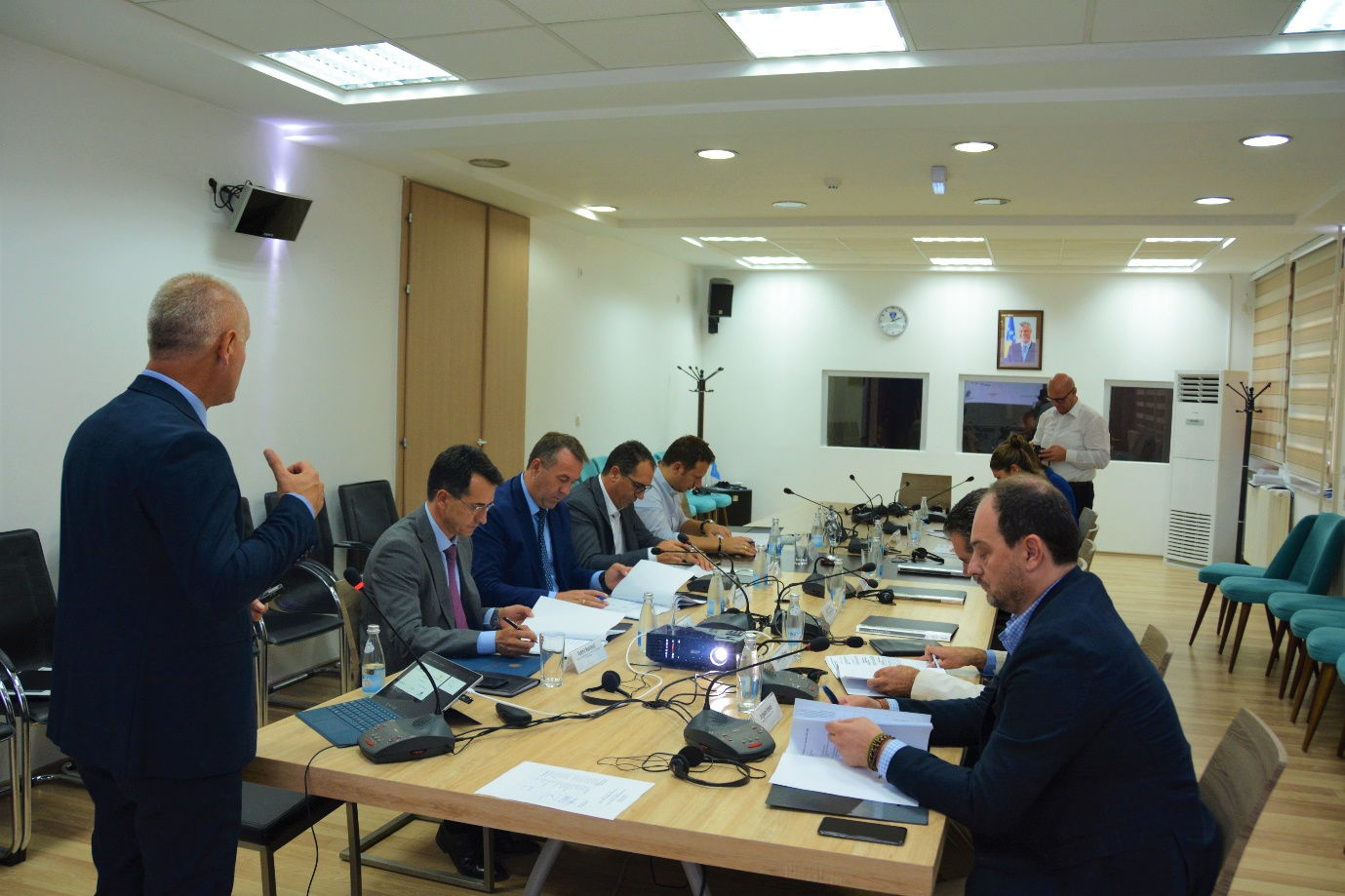 The 30th Steering Board Meeting of the ICT/CMIS Project