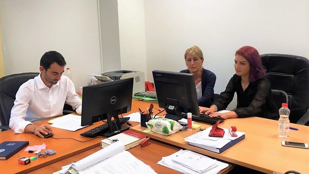 Osnovni sud u Prištini započeo je sa primenom ISUP-a u građanskoj oblasti