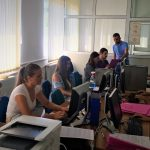 Basic Court of Mitrovica completed criminal case backlogs registration in the CMIS system