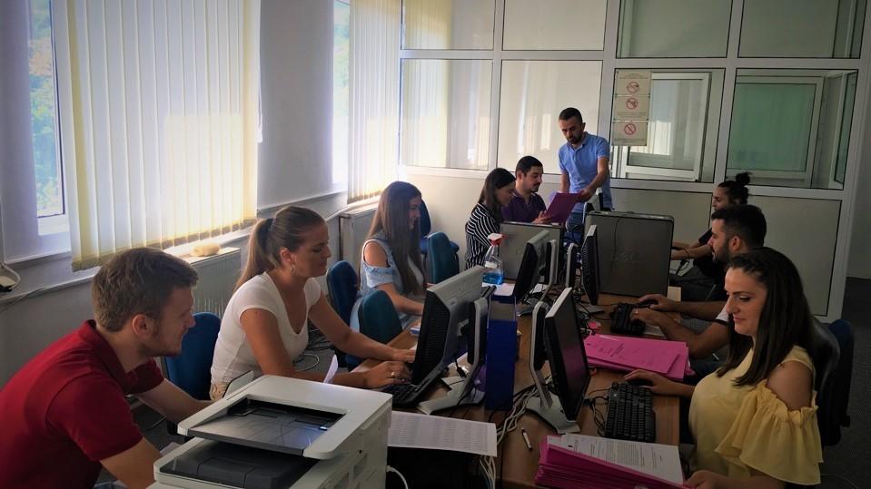 Gjykata Themelore Mitrovicë përfundoj regjistrimi i lëndëve të vjetra penale në sistemin SMIL