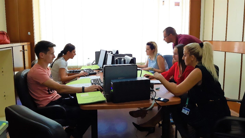 Filloj implementimi i SMIL për Lëminë Civile në Gjykatën Themelore Mitrovicë