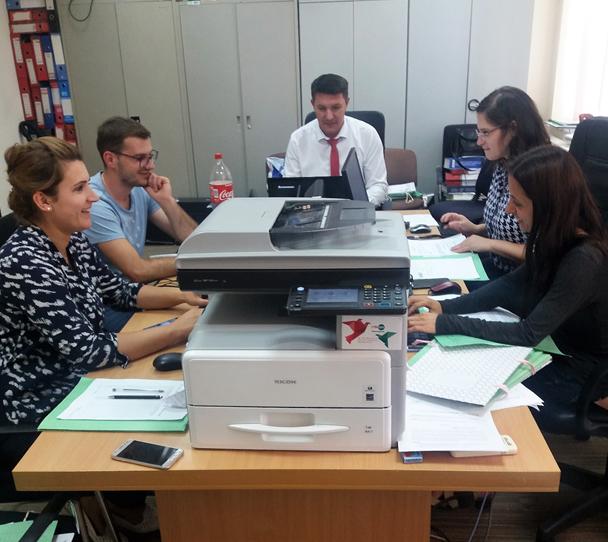 Gjykata Themelore Prishtinë – Dega Lipjan përfundoj trajnimin e stafit si dhe regjistrimin e lëndëve të vjetra në SMIL për Lëminë Civile