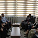 Çoçaj priti në takim Drejtorin e Millennium Foundation Kosovo