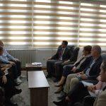 Çoçaj je dočekao u susret Direktora Millennium Foundation Kosovo