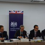 Mbretëria e Bashkuar në Kosovë, KGJK dhe KPK, të gatshme të luftojnë pastrimin e parave