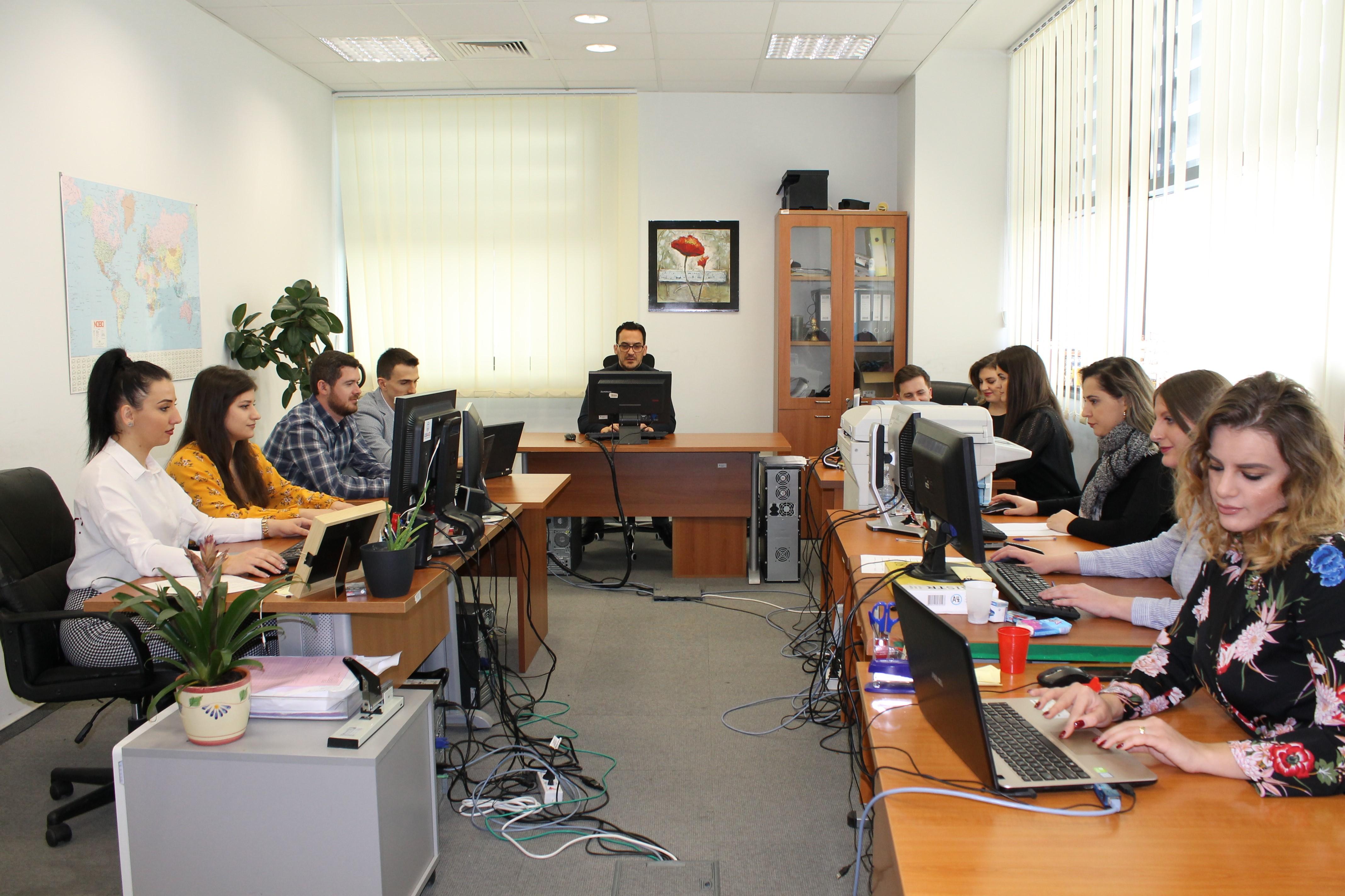 Gjykata Themelore Prishtinë përfundoj tërësisht regjistrimin e lëndëve të vjetra penale dhe civile në sistemin SMIL