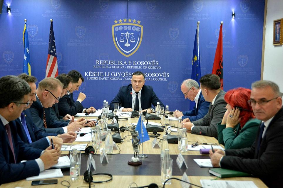 Održan je sledeći sastanak po redu Skupštine predsednika I sudija nadzornika