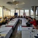 Kryesuesi i KGjK-së, z. Çoçaj merr pjesë në punëtorinë për Harmonizimin e Politikës Ndëshkimore