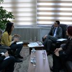 KJC continues cooperation with the Office of Council of Europe