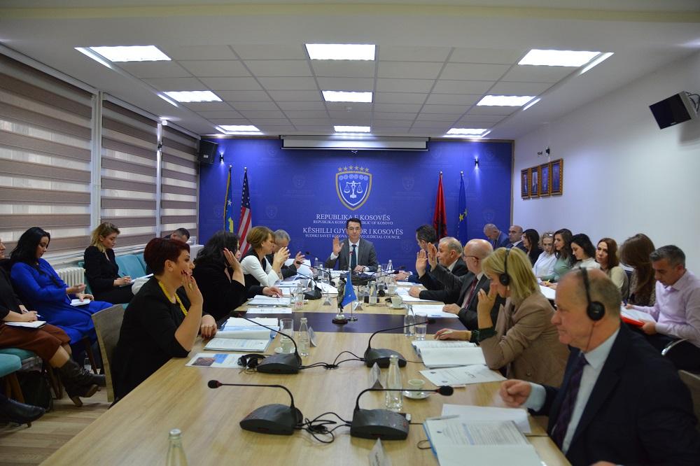 KGJK-ja miraton kriteret për shpërndarjen e lëndëve nga gjykatat e Kosovës përmes SMIL-it