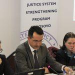 Građani ocenjuju da su Osnovni sud u Peći i Osnovni sud u Uroševcu transparentniji i efikasniji sudovi