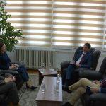 Predsedavajući Çoçaj je na sastanku dočekao predstavnike iz Projekta  Justice Matters