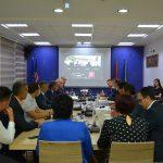 Sudski savet Kosova i Tužilački savet Kosova su održali sastanak Radne grupe korisnika projekta ISUP