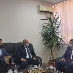 Kryesuesi Çoçaj vizitoi Gjykatën Themelore në Prizren, Gjakovë dhe Pejë