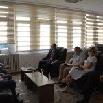 Predsedavajući Çoçaj dočekao je predsednika Advokatske komore Behar Ejupija