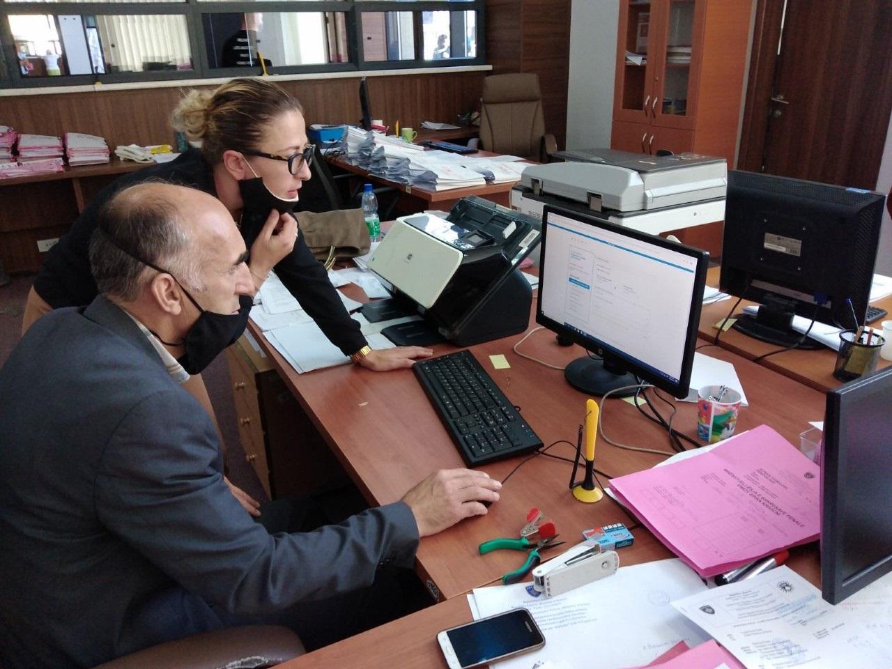 Projekti SMIL filloj pilotimin e ndërlidhjes elektronike përmes sistemit ndërmjet Prokurorisë dhe Gjykatës Themelore në Ferizaj