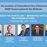 2020 International Democracy Day is marked