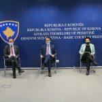 Basic Court of Prishtina, winner of the 'Most Transparent Court' award