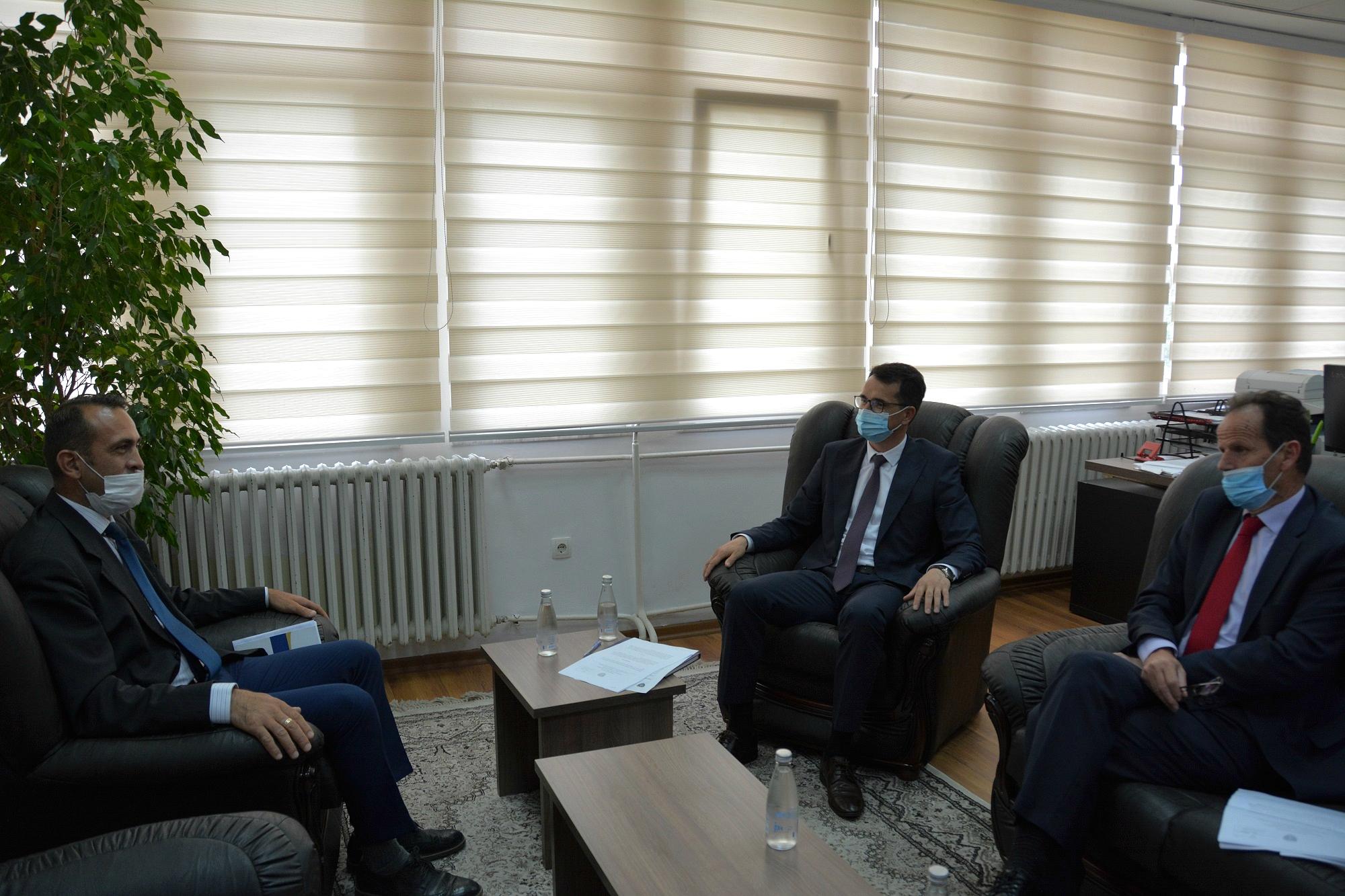 KGjK përkrahë Odën e Përmbaruesve Privat të Kosovës