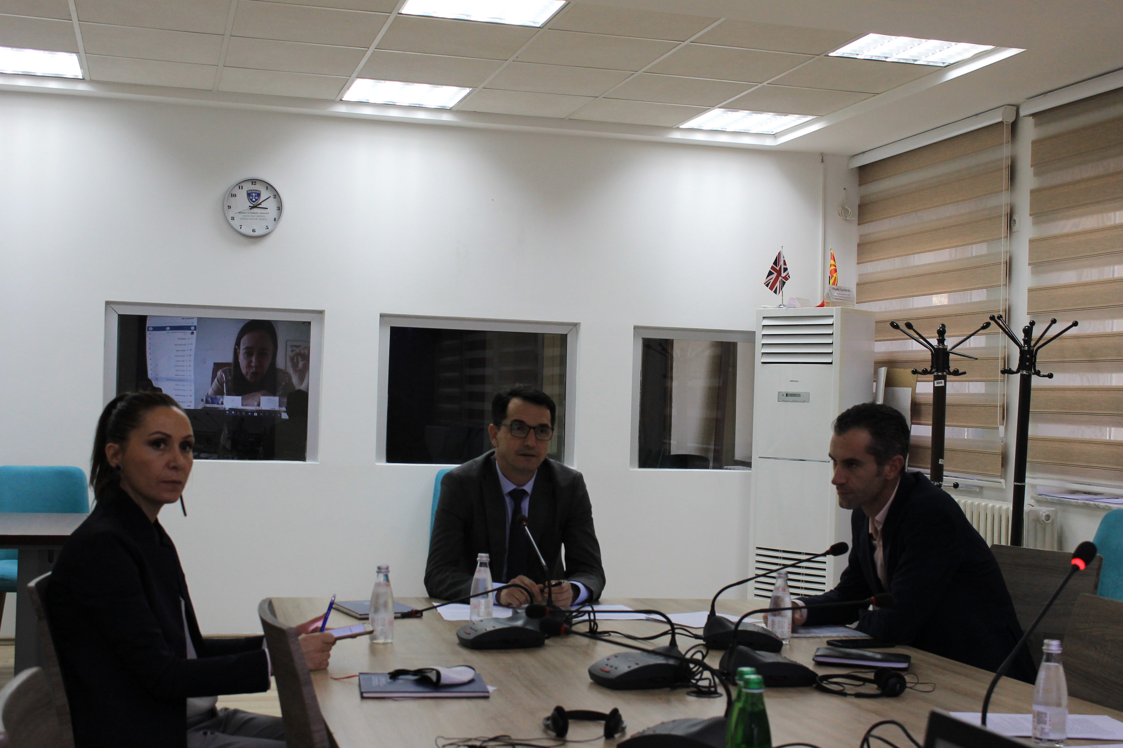 KJC part of the meeting of the Joint Monitoring Committee for IPA