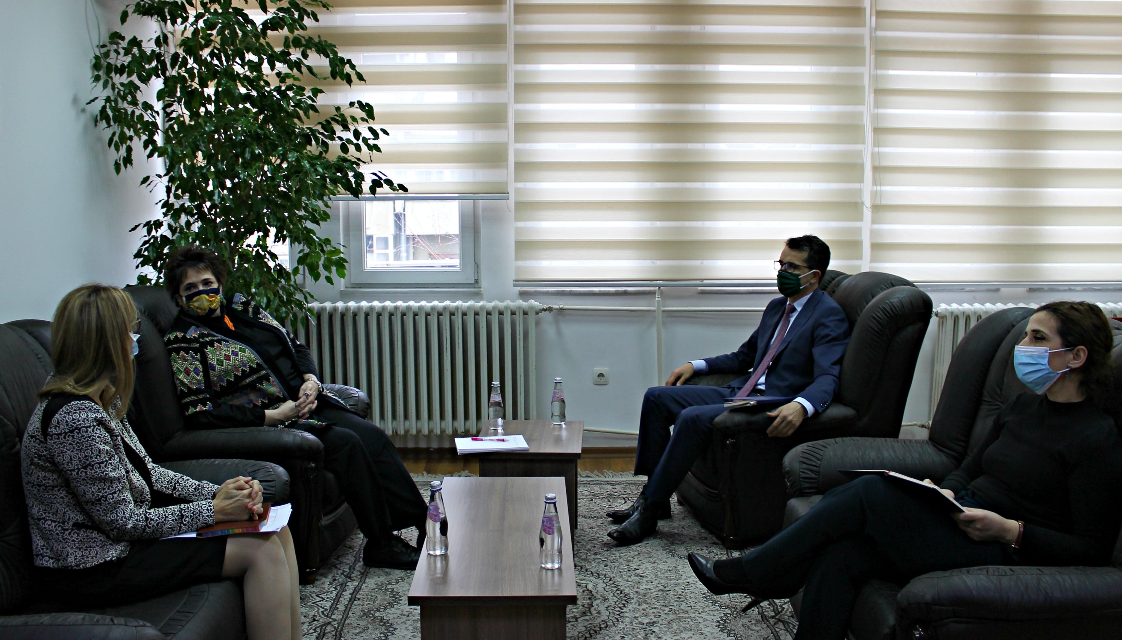 KGJK vazhdon bashkëpunimin me USAID
