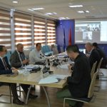 The next meeting of the Steering Board of the ICT / CMIS Project was held