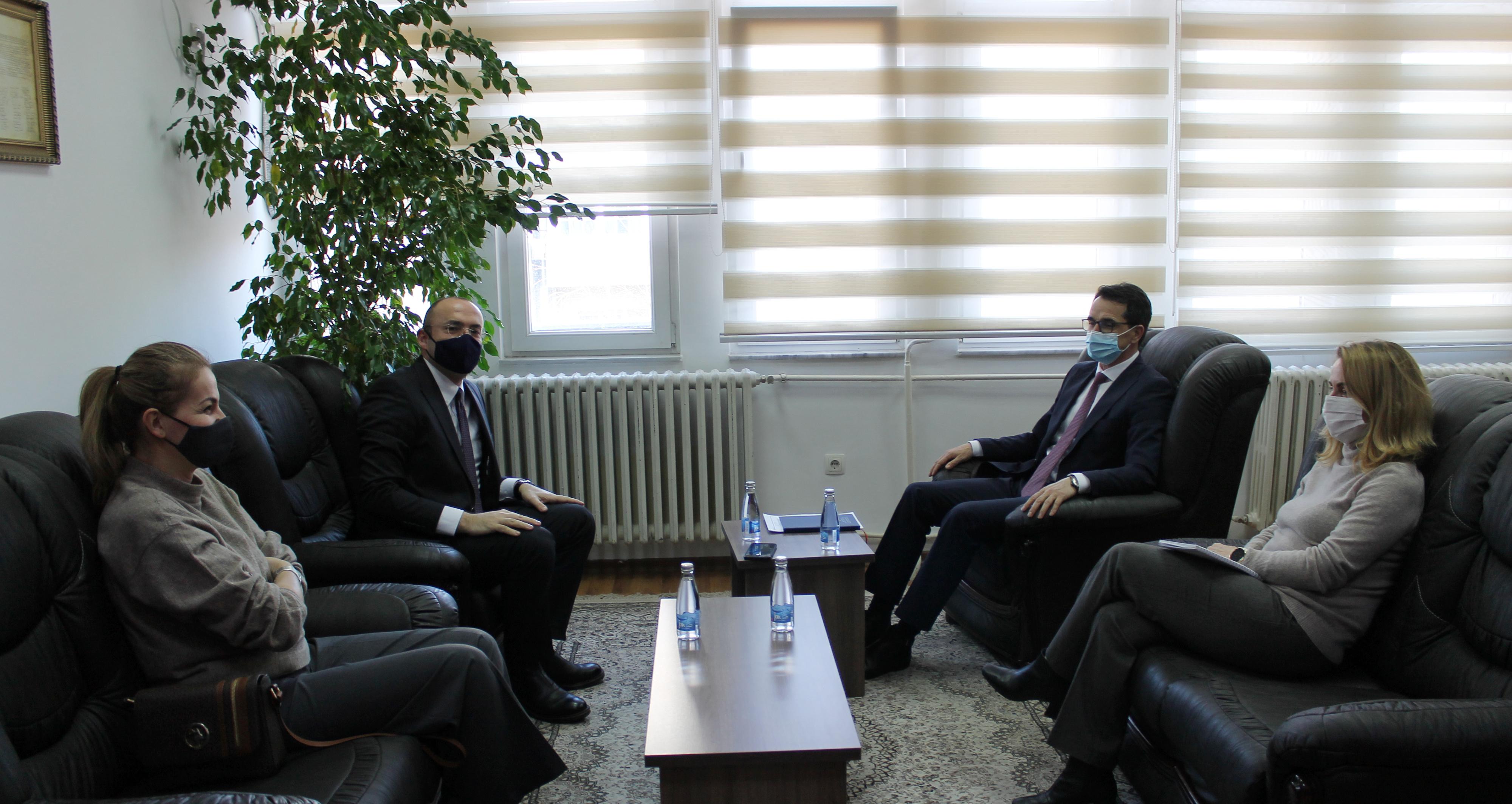 SSK nastavlja saradnju sa Pravnim fakultetom