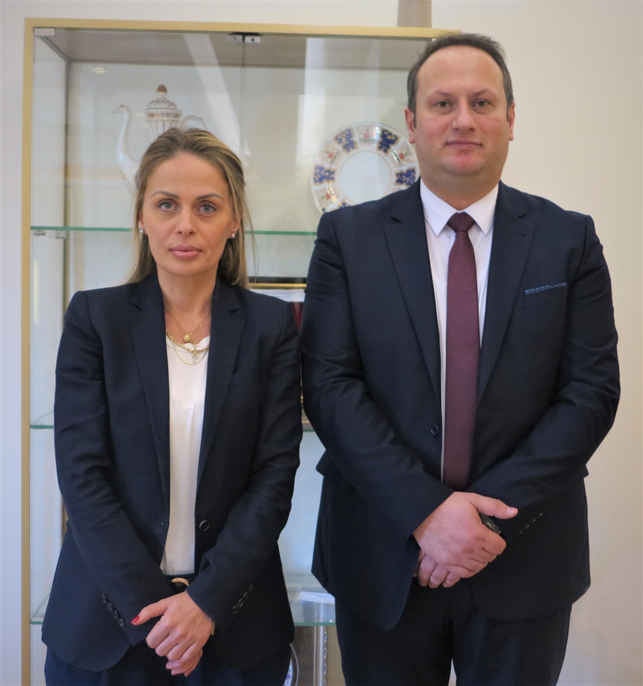 Kryesuesi  i KGjK-së, Zogaj,  vizitoi Gjykatën Kushtetuese