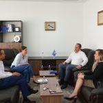 Kryesuesi Zogaj priti në takim përfaqësues të OSBE-së