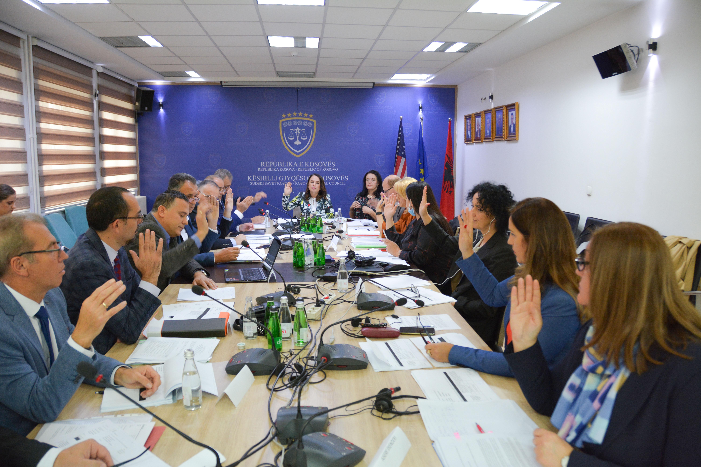 Komisioni për Vlerësimin e Performancës së Gjyqtarëve ka mbajtur takimin e radhës